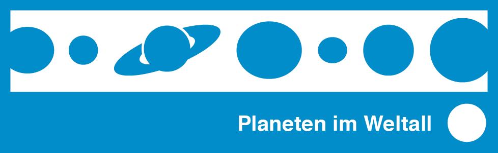 Planeten im Weltall